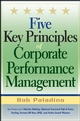Five Key Principles of Corporate Performance Management (0470009918) cover image