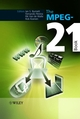 The MPEG-21 Book (0470010118) cover image