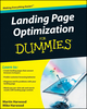 Landing Page Optimization For Dummies (0470502118) cover image