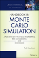 Handbook in Monte Carlo Simulation: Applications in Financial Engineering, Risk Management, and Economics (0470531118) cover image