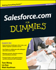 Salesforce.com For Dummies, 4th Edition (0470590718) cover image