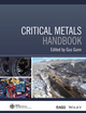 Critical Metals Handbook (0470671718) cover image