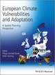 European Climate Vulnerabilities and Adaptation: A Spatial Planning Perspective (0470977418) cover image