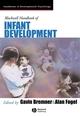 Blackwell Handbook of Infant Development (0470998318) cover image