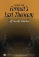 Notes on Fermat's Last Theorem (0471062618) cover image