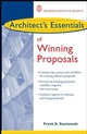 Architect's Essentials of Winning Proposals (0471272418) cover image