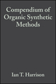 Compendium of Organic Synthetic Methods, Volume 2 (0471355518) cover image