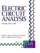 Electric Circuit Analysis, 3rd Edition (0471365718) cover image