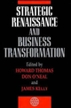 Strategic Renaissance and Business Transformation (0471957518) cover image