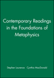 Contemporary Readings in the Foundations of Metaphysics (0631201718) cover image