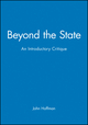 Beyond the State: An Introductory Critique (0745611818) cover image