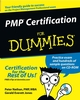 PMP Certification For Dummies (0764524518) cover image