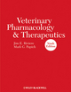Veterinary Pharmacology and Therapeutics, 9th Edition (0813820618) cover image