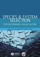 Species and System Selection for Sustainable Aquaculture (0813826918) cover image