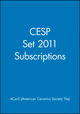 CESP Set 2011 Subscriptions