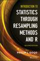 Introduction to Statistics Through Resampling Methods and R, 2nd Edition (1118428218) cover image