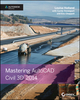 Mastering AutoCAD Civil 3D 2014: Autodesk Official Press (1118603818) cover image