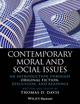 Contemporary Moral and Social Issues: An Introduction through Original Fiction, Discussion, and Readings (1118625218) cover image