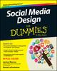 Social Media Design For Dummies (1118707818) cover image