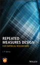 Repeated Measures Design for Empirical Researchers (1119052718) cover image