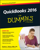 QuickBooks 2016 For Dummies (1119126118) cover image