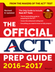 The Official ACT Prep Guide, 2016 - 2017 (1119225418) cover image