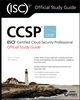 CCSP (ISC)2 Certified Cloud Security Professional Official Study Guide (1119277418) cover image