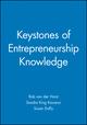 Keystones of Entrepreneurship Knowledge (1405139218) cover image