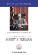 A Companion to Harry S. Truman (1444331418) cover image