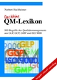 Das kleine QM-Lexikon (3527306218) cover image