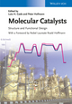 Molecular Catalysts: Structure and Functional Design (3527335218) cover image