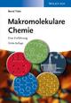 Makromolekulare Chemie: Eine Einführung, 3. Auflage (3527683518) cover image