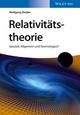 Relativitätstheorie: Speziell, Allgemein und Kosmologisch (3527693718) cover image
