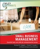 Wiley Pathways Small Business Management, 1st Edition (EHEP000118) cover image
