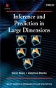 Inference and Prediction in Large Dimensions (0470017619) cover image