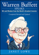 Warren Buffett Speaks: Wit and Wisdom from the World's Greatest Investor, 2nd Edition (0470189819) cover image