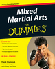 Mixed Martial Arts For Dummies (0470390719) cover image