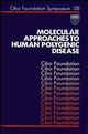 Molecular Approaches to Human Polygenic Disease (0470513519) cover image