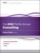 The 2010 Pfeiffer Annual: Consulting (0470615419) cover image