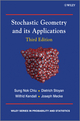 Stochastic Geometry and Its Applications, 3rd Edition (0470664819) cover image