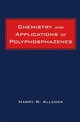 Chemistry and Applications of Polyphosphazenes (0471443719) cover image