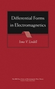 Differential Forms in Electromagnetics (0471648019) cover image