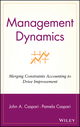 Management Dynamics: Merging Constraints Accounting to Drive Improvement (0471672319) cover image