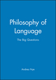 Philosophy of Language: The Big Questions (0631206019) cover image