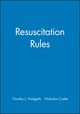 Resuscitation Rules (0727913719) cover image