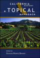 California History: A Topical Approach (0882959719) cover image