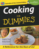 Cooking For Dummies, Australian and New Zealand Edition (1118560019) cover image
