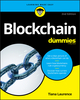 Blockchain For Dummies, 2nd Edition (1119555019) cover image