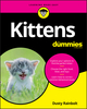 Kittens For Dummies (1119609119) cover image