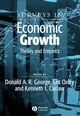 Surveys in Economic Growth: Theory and Empirics (1405108819) cover image